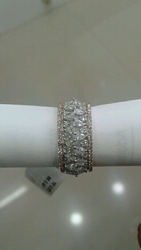 Real Diamond Bangles