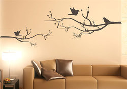 Wall Stickers Manufacturers Suppliers  Exporters - Wall decals india