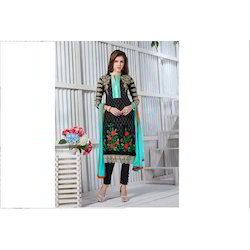Straight Cut Salwar Suit