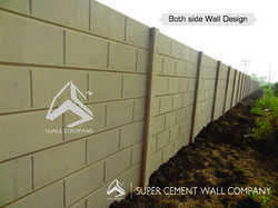 Ready Made Folding Compound Wall