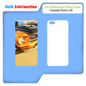 3d Sublimation Mobile Cover For Huawei Honor 4x