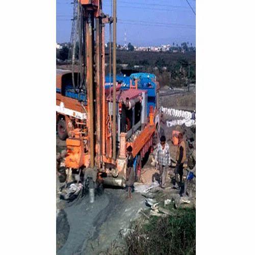 Borewell Pump Installation Service