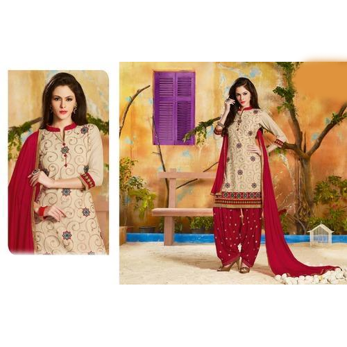 ad874d9dc3 Designer Patiala Suits - View Specifications & Details of Patiala ...