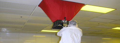 ACPH Air Velocity Testing Service