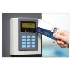Card Access Security System