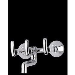 Marine Slim Wall Mixer Non Telephonic Faucet