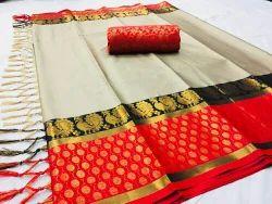 Silk 10 Colors Bindi Peacok-Dollar, Machine