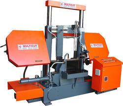 Multicut Band Saw Machine, for Metal Cutting