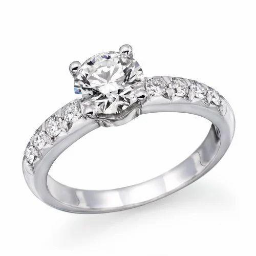 2fef81b1a3360 Beautiful Swarovski Crystal Sterling Silver Ring