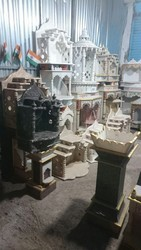 All Types Marble temple
