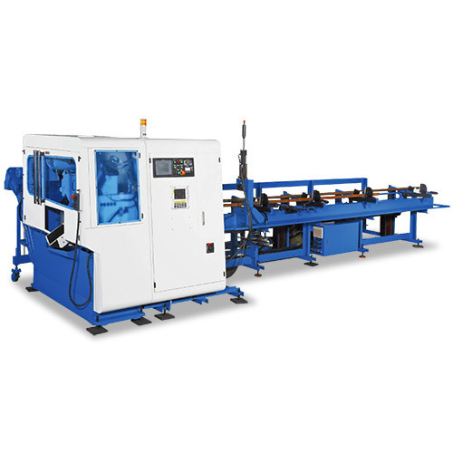 Solid Bar Sawing Machine