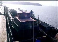 2500 DWT Near Coastal Vessel Shipping Services