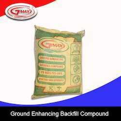 Ground Enhancing Back Fill Compound