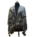 Boil Wool Embroidery Scarves