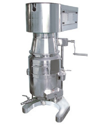Stainless Steel Natural Steel Planetary Mixer, Electric