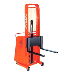 Hydraulic Battery Drive Pallet Stackers