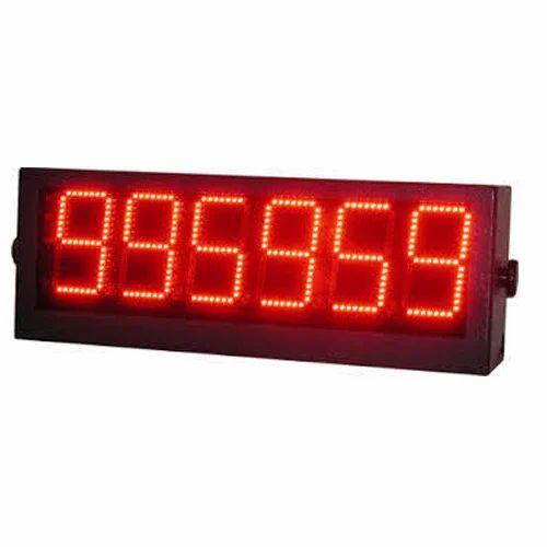 6 Digit Digital Counter, डिजिटल काउंटर - D S Electronics, Nashik   ID:  8761406497