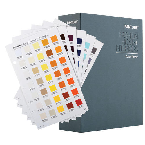 Pantone Cotton Planner Tcx Fhic300 New Edition Shade Cards At Rs