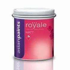 Asian Paints Royale Matt Interior Paint