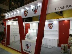 Customized Exhibition Stalls