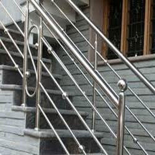 Panel Aluminum Stainless Steel Staircase Railing