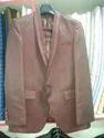Red Mens Formal Suit
