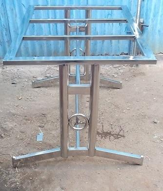 Hotel Dining Table Frame