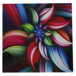 Flower Fabric Printing Service