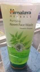 Himalaya Herbals Face wash, Pack Size: 150gm, for Parlour