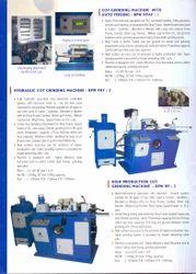 Cot Grinding Machine With Auto Feeding - BPW HYAF-1