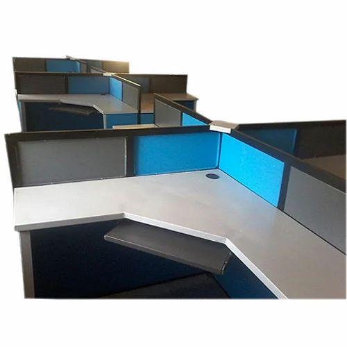 Computer Lab Furniture Steel Powder Coat