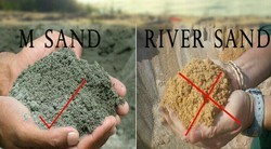 Manufactured Sand??(m-sand)