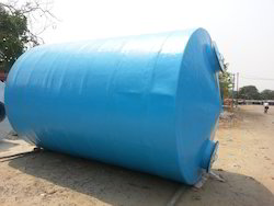 FRP Chemical Tanks