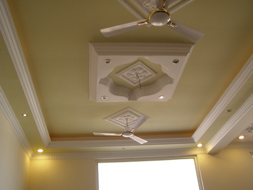 Ready Made Pop Ceiling Sun Interio Wholesale Trader In