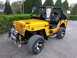 Mahindra Jeep Repairing Services
