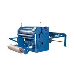 Automatic Paper Reel To Sheet Cutting Machine