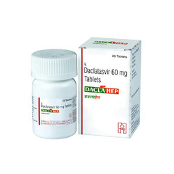Daclatasvir 60mg Tablets