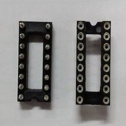 16-Pin-IC-Base-Round