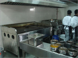 Dosa Cooking Range In Hotel