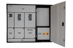 Three Phase And Single Phase Controls Panel