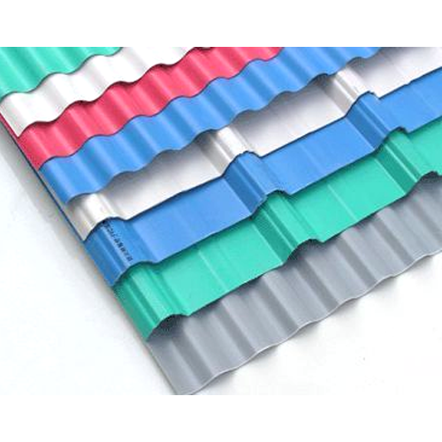 Colour Coated Sheet - Colour Coated Steel Sheet Manufacturer from ...