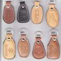 Promotional Leather Keychains