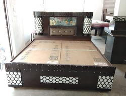 Double Bed In Jammu Jammu Kashmir Double Bed Full Size Bed Price In Jammu