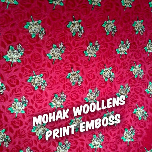 Mohak Woollens Private Limited Manufacturer Of Fleece