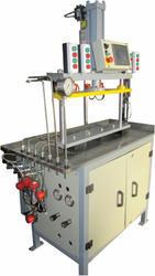 Ball Valve Hydro Testing Machine