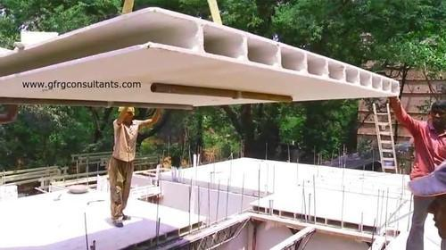 Gfrg Pannel House Construction In Madurai Andipatti By