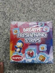 Breath Freshining Strips
