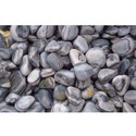 Natural Stone Mix, Round Natural Unpolished Pebbles, For Landscaping