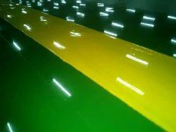 Granular Epoxy Flooring.
