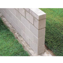 Cement Block Walls